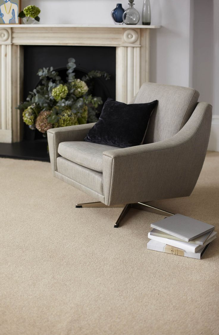 Cormar's Home Counties Heathers, colour Nougat.  All Cormar ranges are made in the UK at  mills, based in Lancashire - look out for the British Made logo on our carpet sampling. Cormar Carpets are available throughout the UK and Ireland – for stockist details visit: www.cormarcarpets.co.uk