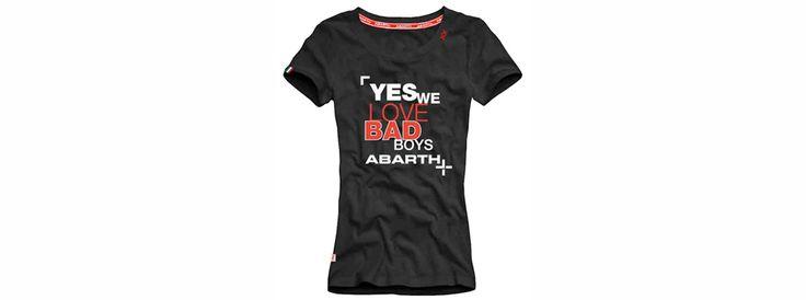 Slide 16 - T-shirt Woman badboys black