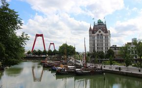 10 Sightseeing Tipps Rotterdam - Oude Haven