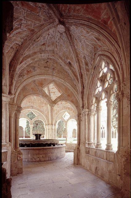 Monasterio del Poblet- España