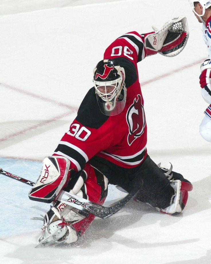 Hockey NHL Martin Brodeur New Jersey Devils
