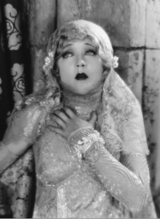 Mae Murray.....Later, she would swallow her pride and plead to return to MGM but Mayer would not rehire her. In effect, Mayer's hostility meant that Murray was blacklisted from working for the Hollywood studios