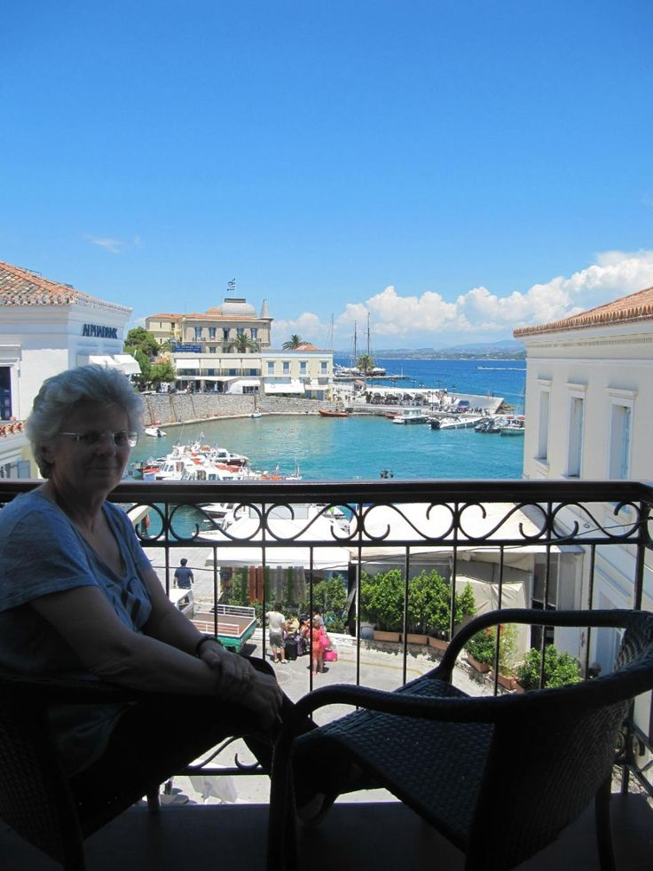 Alexandris Hotel - (Spetses Town, Greece)