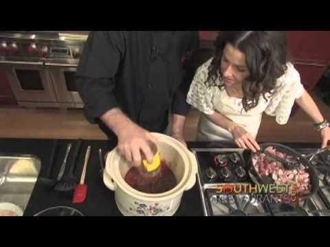 Sadie's Crockpot Green Chile Stew