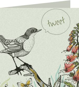 Ena, Tweet Tweet. Sharing is So Very Sweet. 'No act of kindness, no matter how small, is ever wasted.'- Ruth Reichl  You received this Thank You Note for: Somebody clicked on your tweet.