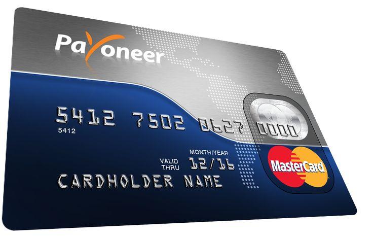 #UBER acepta la Tarjeta MasterCard® de Payoneer