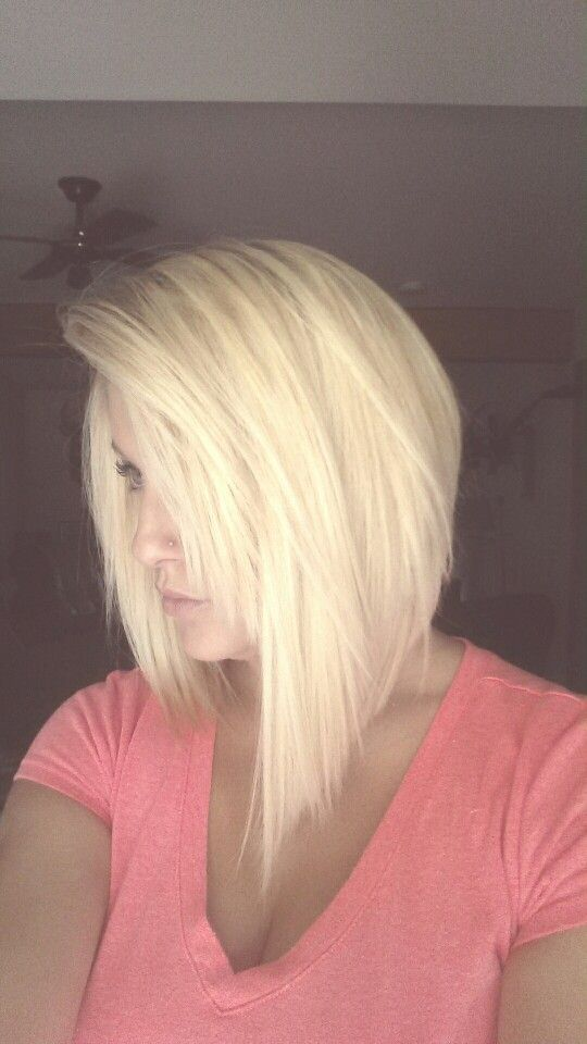 Admirable 1000 Ideas About Inverted Bob Haircuts On Pinterest Inverted Hairstyles For Women Draintrainus