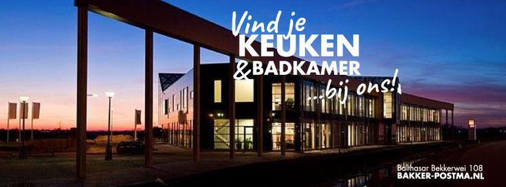 Vind je Keuken & Badkamer bij Bakker Postma Leeuwarden