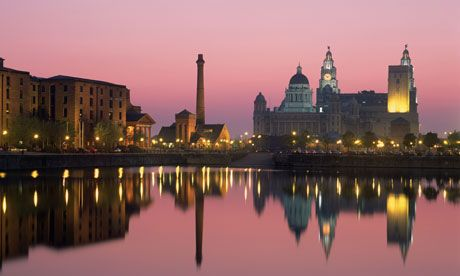 Liverpool......home of the Kenny's and the Beattles.......