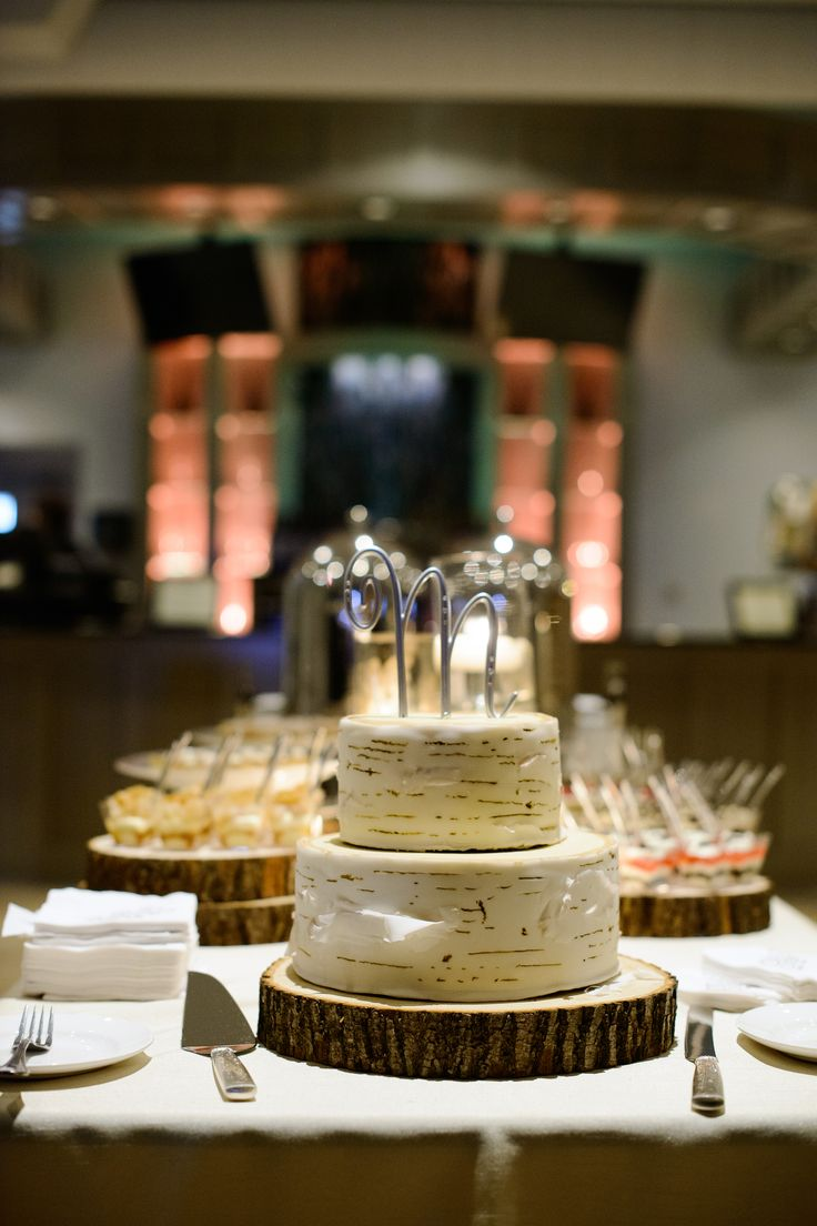 Custom Wedding Cake CRAVE Catering Minneapolis MN