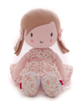 Plyšová bábika Bizzi Growin - Primrose