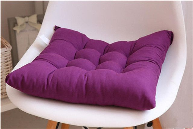 Decorative Square Pillow Seat Cushions