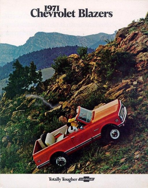 Chevy Enthusiast via Hooniverse: 1969 – 1972 Chevy K5 Blazer Buyers Guide | Hooniverse