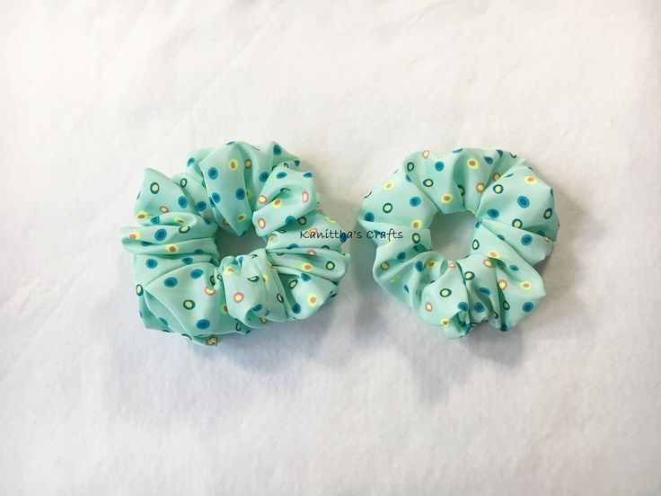 Rayon scrunchies Medium - Extra Large,Spring gifts,Ponytail holder,Hair tie,Women accessories,Gift for girl,Gift for girl friend by KanitthasCrafts on Etsy https://www.etsy.com/listing/587309092/rayon-scrunchies-medium-extra