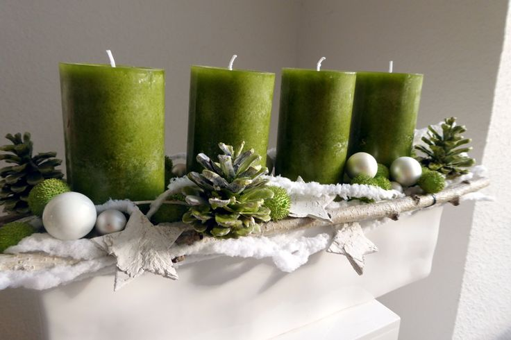 XMAS Decoration - created by Anja Klinkert Floravisionen
