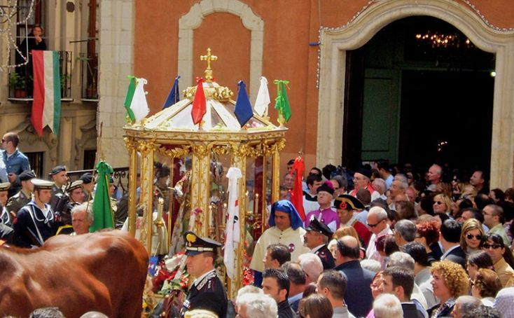 Sant Efisio parade in Cagliari #sardinia #parade #events #cagliari #summer #travel #santefisio #pula #1maggio #LaborDay