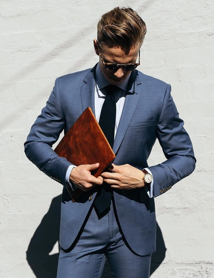 menstylica: The Tailored Man