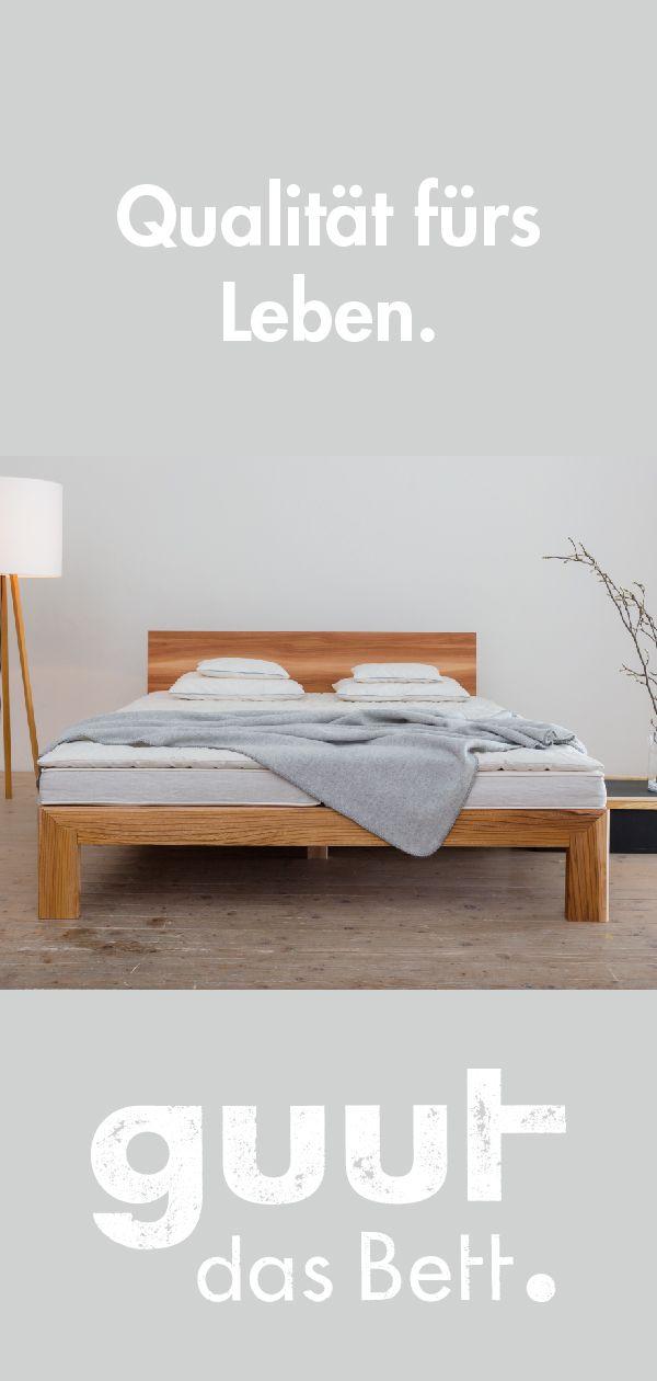 Design Massivholzbett Bett Holzbetten Platzsparende Betten