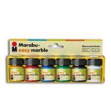Marabu easy marble Starter-Set http://marabu.com/k/emss #Marabu #easymarble