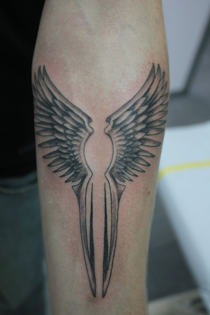 valkyrie wings by MorbidGuy.deviantart.com on @DeviantArt