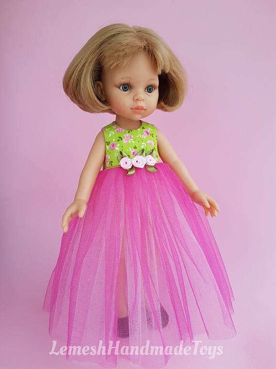 Clothes for Corolle Les Cheries doll. Paola Reina doll