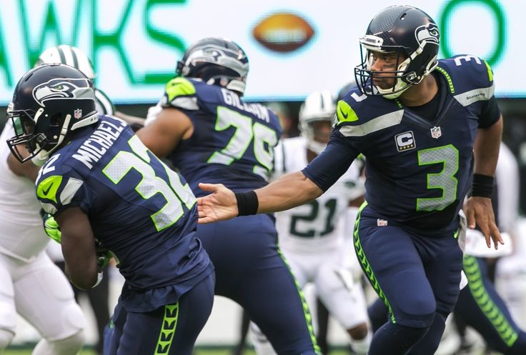 How would stormy weather impact the Seahawks-Falcons game?