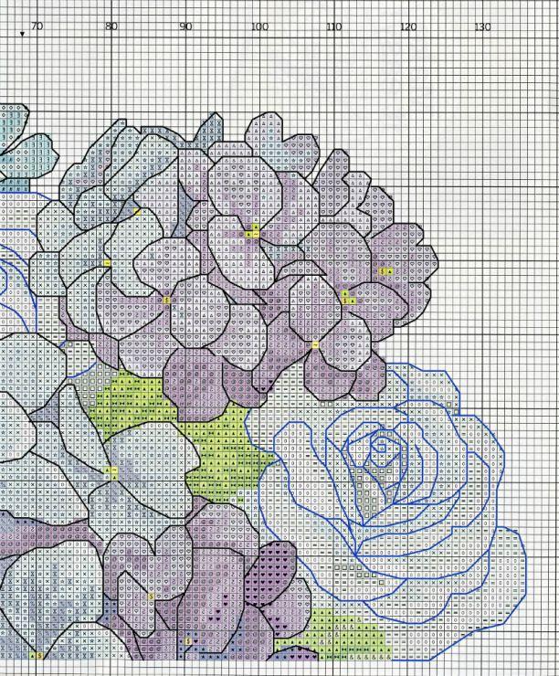Gallery.ru / Фото #3 - Синие цветы - rabbit17