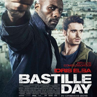 Janay Brazier: Film Review: Bastille Day