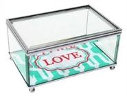 Mint Love Glass Box-valentines-day-gifts-RAPT GIFTS ONLINE