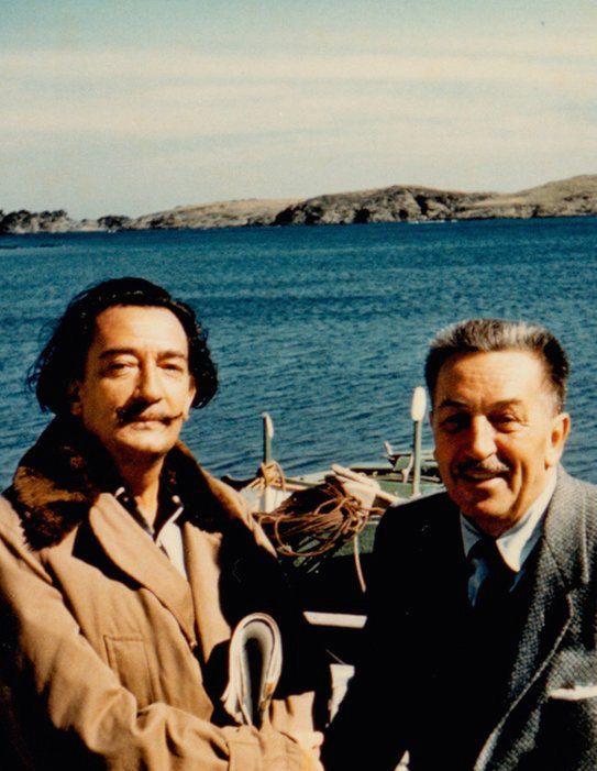 TBT: When Dalí Met Disney