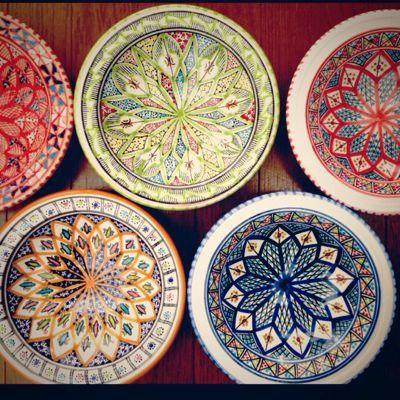 モロッコとチュニジアから新商品の画像:・○◎○・trecksalama・○◎○・