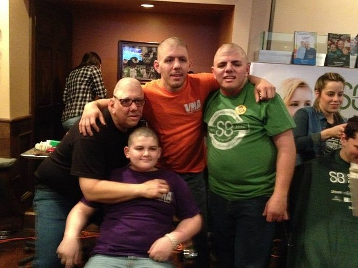 Head to Lily Flanagan's of Islip on Sunday, March 15th for the St. Baldricks Fundraiser! Tickets are just $35 per person. Click here for all the details!