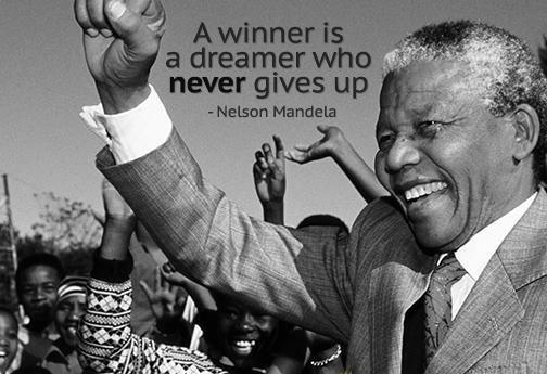 Mandela...