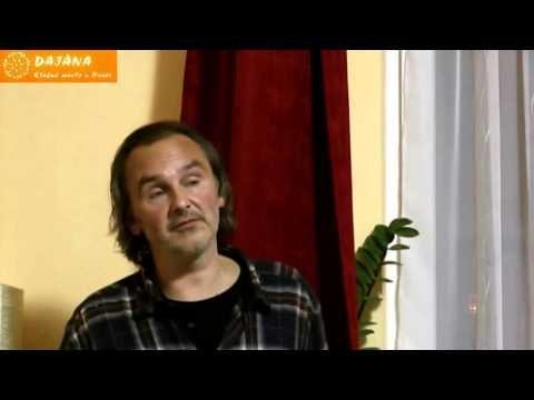 SNY jako řeč DUŠE - Pjér la Šé'z (Dajána Praha, 16.10.2014) - YouTube