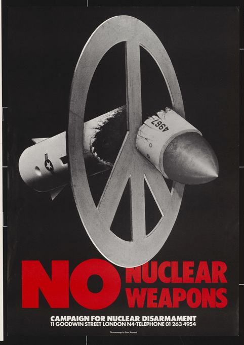 No+Nuclear+Weapons%2c+Peter+Kennard%2c+for+the+Campaign+for+Nuclear+Disarmament%2c+1980-81