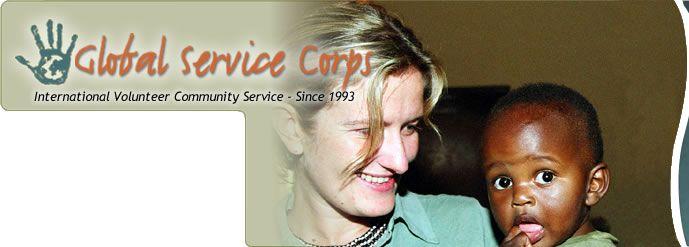 Volunteer Abroad; Volunteering Overseas; Service Learning; Global Service Corps