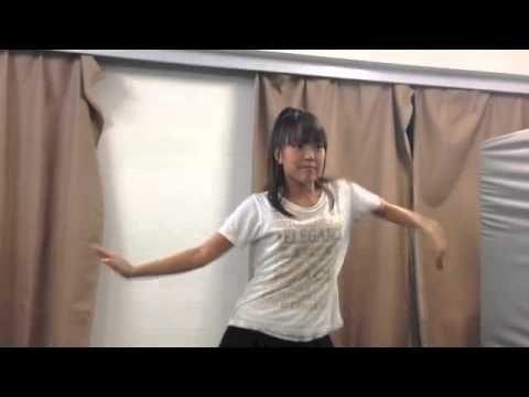 SPACE GIRLS PLANET【滝口ちさ JUMP!! ダンス動画《ちっち Lock Arrange Ver.》】