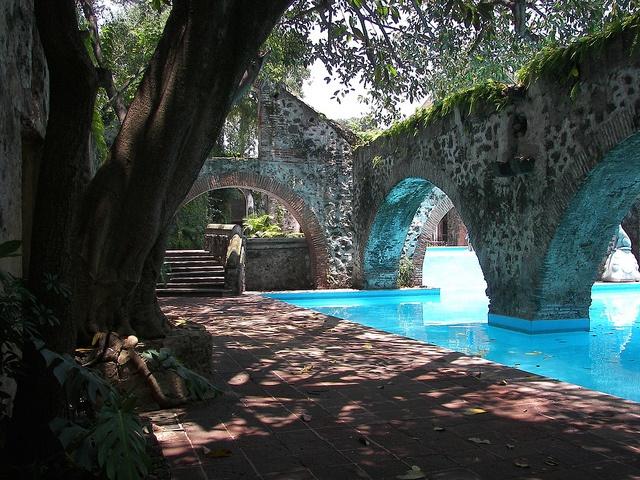 Hotel Hacienda de Cocoyoc, Cocoyoc, Mexico.