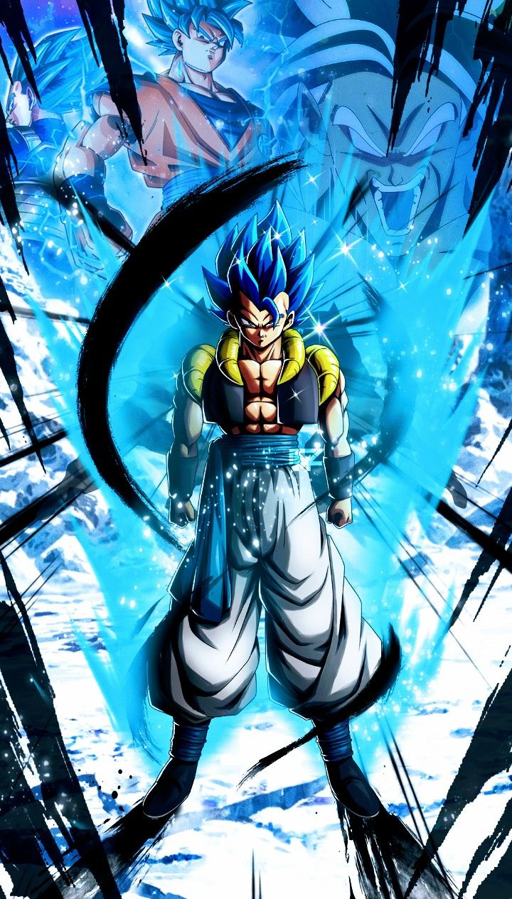 Gogeta Super Saiyan Blue Dragon Ball Super Dragon Ball Gt