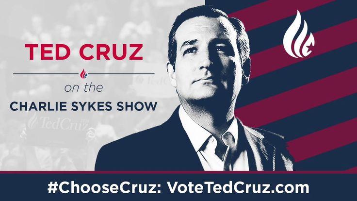 Learn more about Ted Cruz: www.tedcruz.org Follow Ted: twitter.com/tedcruz Like Ted: fb.com/tedcruzpage Ted's Instagram: instragram.com/cruzforpresident Dona...