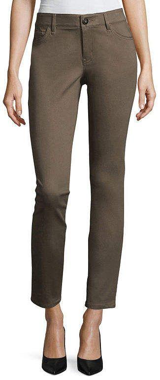 8b96ad832ec85 LIZ CLAIBORNE Liz Claiborne Flexi Fit 5 Pocket Skinny Jean