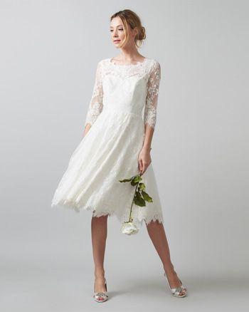 635 best Wedding dresses and bride images on Pinterest | Short ...