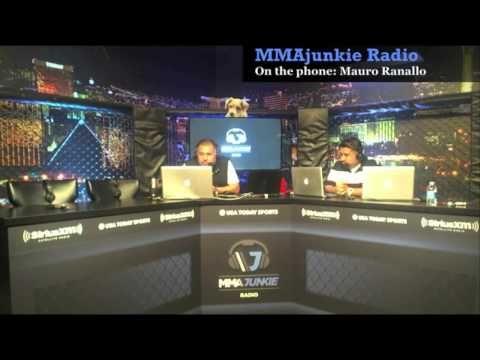 Mauro Ranallo on MMAjunkie Radio
