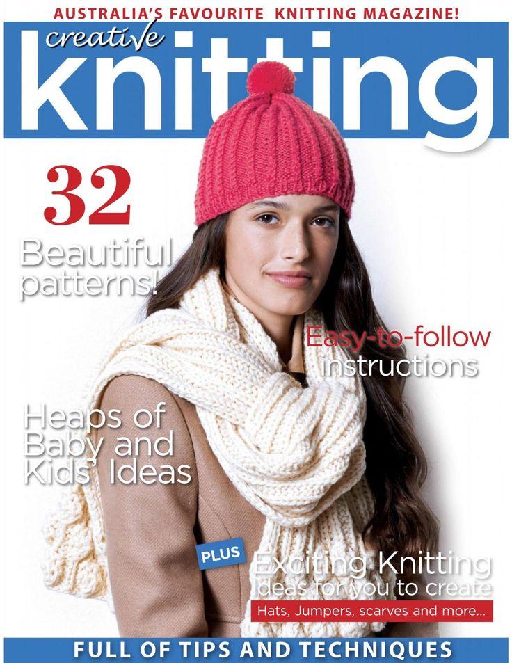 Creative Knitting AU 48 2015 09