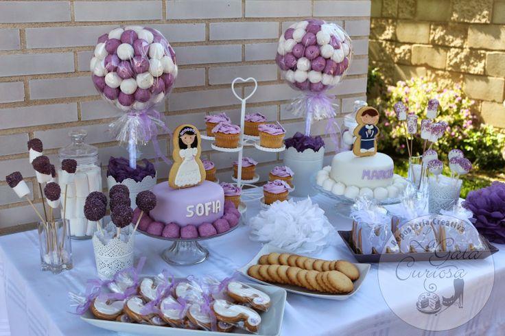 mesa dulce lila