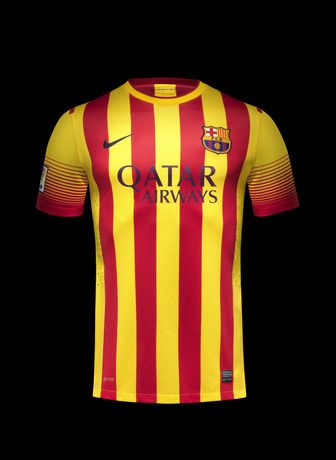 Nike Unveils New FC Barcelona Home and Away Kits