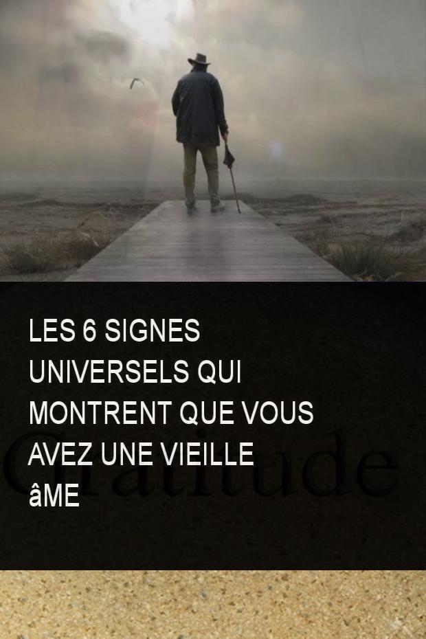 Les 6 Signes Universels Qui Montrent Que Vous Avez Une Vieille Ame Signes Signe Vie Vieille Montre Vers Movie Posters Movies Lockscreen