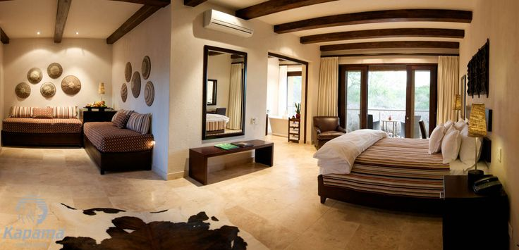 Kapama River Lodge Family Spa Suite