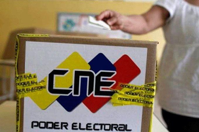 CNE: el único requisito para votar será la cédula de identidad vencida o vigente
