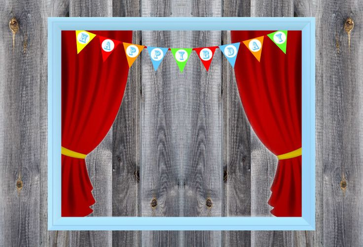 Carnival / Circus Birthday Party Theme - Photo Booth - Prop - Decoration - Downloadable - Printable - 16x20 by GluteusMaximus on Etsy https://www.etsy.com/listing/168958983/carnival-circus-birthday-party-theme